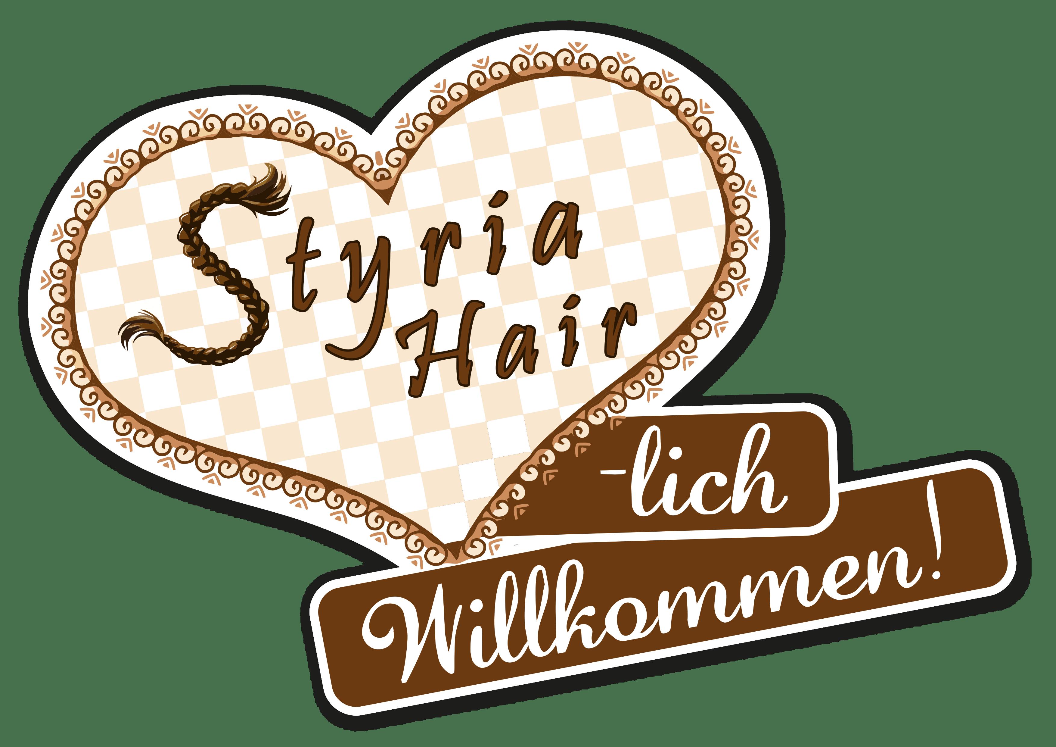 Logo Styria Hair